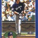 Richie Sexson 2003 Topps #480 Milwaukee Brewers Baseball Card