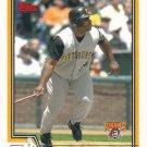 Randall Simon 2004 Topps #624 Pittsburgh Pirates Baseball Card