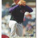 Doug Slaten 2007 Fleer Rookie #343 Arizona Diamondbacks Baseball Card