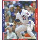 Sammy Sosa 2005 Topps #10 Chicago Cubs Baseball Card