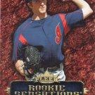 Jeremy Sowers 2007 Fleer Rookie Sensations #RS-JS Cleveland Indians Baseball Card