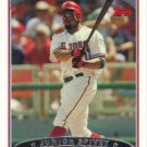 Junior Spivey 2006 Topps #103 Washington Nationals Baseball Card
