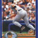 B.J. Surhoff 2003 Topps #517 Baltimore Orioles Baseball Card