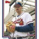 John Thompson 2004 Topps #393 Atlanta Braves Baseball Card