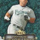 Dan Uggla 2007 Fleer Rookie Sensations #RS-DU Florida Marlins Baseball Card