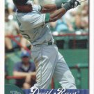 B.J. Upton 2007 Fleer #37 Tampa Bay Rays Baseball Card