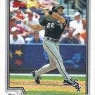 Jose Valentin 2004 Topps #233 Chicago White Sox Baseball Card