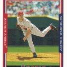 Jarrod Washburn 2005 Topps #211 Los Angeles Angels Baseball Card