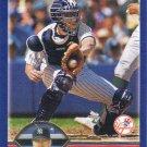 Chris Widger 2003 Topps #575 New York Yankees Baseball Card