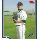 Mike Williams 2004 Topps #598 Tamp Bay Devil Rays Baseball Card