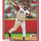 Paul Wilson 2004 Topps #409 Cincinnati Reds Baseball Card