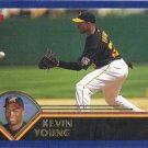 Kevin Young 2003 Topps #621 Pittsburgh Pirates Baseball Card