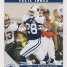 Felix Jones 2011 Score #78 Dallas Cowboys Football Card