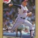 Phil Niekro 1987 Topps #694 Cleveland Indians Baseball Card