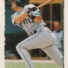Luis Sojo 1995 Topps #583 Seattle Mariners Baseball Card