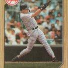 Butch Wynegar 1987 Topps #464 New York Yankees Baseball Card