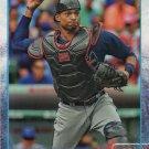Christian Bethancourt 2015 Topps #523 Atlanta Braves Baseball Card