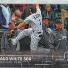 Chicago White Sox 2015 Topps #644 Baseball Team Card