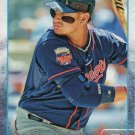 Oswaldo Arcia 2015 Topps #643 Minnesota Twins Baseball Card