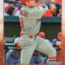 Peter Bourjos 2015 Topps #628 St. Louis Cardinals Baseball Card