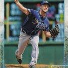 Brad Boxberger 2015 Topps #538 Rookie Tampa Bay Rays Baseball Card