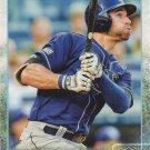 Kevin Kiermaier 2015 Topps #158 Tampa Bay Rays Baseball Card
