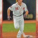 Brennan Boesch 2015 Topps #567 Cincinnati Reds Baseball Card