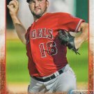 Huston Street 2015 Topps #605 Los Angeles Angels Baseball Card