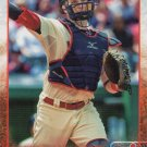 Yan Gomes 2015 Topps #622 Cleveland Indians Baseball Card