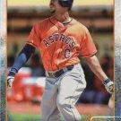 L.J. Hoes 2015 Topps #365 Houston Astros Baseball Card