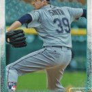 Carson Smith 2015 Topps Update Rookie #US371 Seattle Mariners Baseball Card
