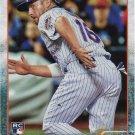 Danny Muno 2015 Topps Update Rookie #US233 New York Mets Baseball Card