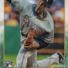Jose Urena 2015 Topps Update Rookie #US313 Miami Marlins Baseball Card