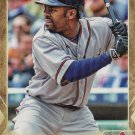 Michael Bourn 2015 Topps Update Throwback #23 Cleveland Indians Baseball Card