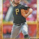 Gerrit Cole 2015 Topps #671 Pittsburgh Pirates Baseball Card