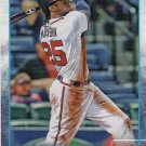 Cameron Maybin 2015 Topps Update #US379 Atlanta Braves Baseball Card