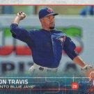 Devon Travis 2015 Topps Rookie #571 Toronto Blue Jays Baseball Card