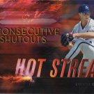 David Cone 2015 Topps Hot Streak #HS-16 Kansas City Royals Baseball Card