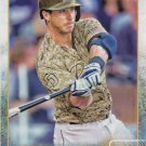 Tommy Medica 2015 Topps #170 San Diego Padres Baseball Card
