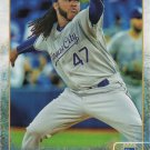 Johnny Cueto 2015 Topps Update #US304 Kansas City Royals Baseball Card