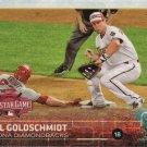 Paul Goldschmidt 2015 Topps Update #U154 Arizona Diamondbacks Baseball Card