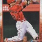Johnny Giavotella 2015 Topps Update #US164 Los Angeles Angels Baseball Card