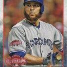 Russell Martin 2015 Topps Update #US296 Toronto Blue Jays Baseball Card