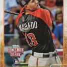 Manny Machado 2015 Topps Update #US202 Baltimore Orioles Baseball Card