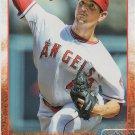 Cory Rasmus 2015 Topps Update #US369 Los Angeles Angels Baseball Card