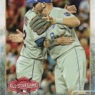 Mike Moustakas 2015 Topps Update #US139 Kansas City Royals Baseball Card