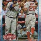 Prince Fielder 2015 Topps Update #US370 Texas Rangers Baseball Card