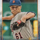 Shane Greene 2015 Topps Update #US9 Detroit Tigers Baseball Card