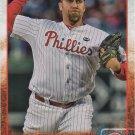 Aaron Harang 2015 Topps Update #US146 Philadelphia Phillies Baseball Card