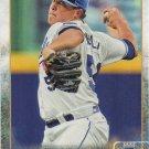 Kris Medlen 2015 Topps #575 Kansas City Royals Baseball Card
